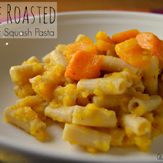 Maple Roasted Butternut Squash Pasta