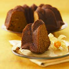 Apple-gingerbread Cake