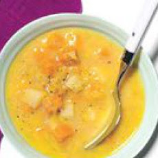 Squash-and-Potato Soup
