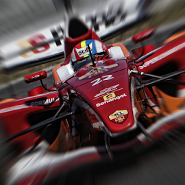 Speed II by Huub Keulers - Sports & Fitness Motorsports ( car, speed, race )