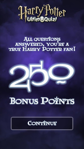 Ultim8Quiz: Harry Potter - screenshot