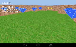 Screenshot of 3D Games Engine