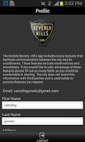 Screenshot of Mobile Beverly Hills