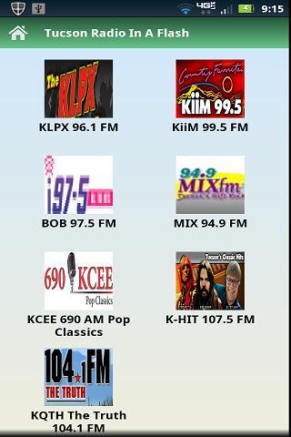 Tucson Radio In A Flash
