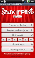 Screenshot of Spancirfest