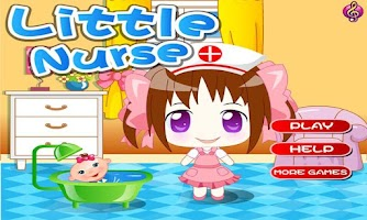 Screenshot of Little Nurse