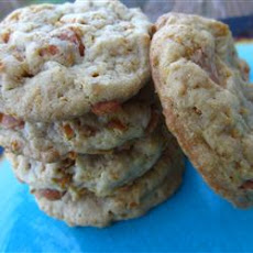 Butterscotch Potato Chip Cookies