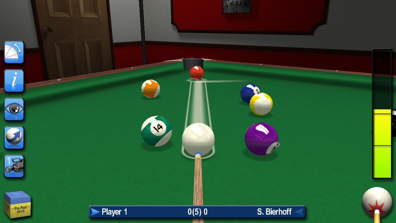 Pro Pool 2015 Screenshot 8