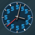 No Work After Five Clock icon