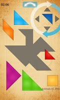 Screenshot of Tangram X