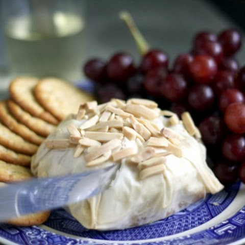 Baked Goat Milk Brie Wrapped in Phyllo Dough