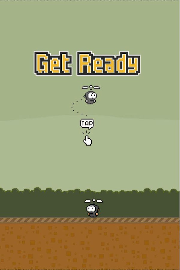 Ninja Copter Screenshot 1