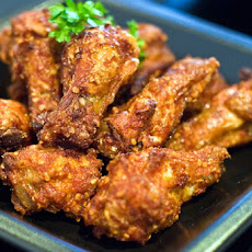 Suzy's Crunchy Hot Wings