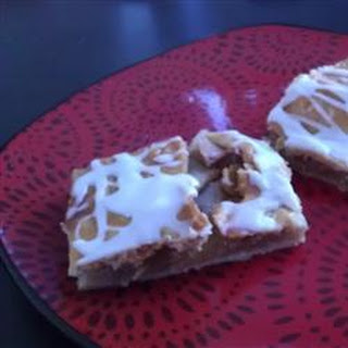 Danish Pastry Apple Bars I