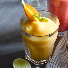 Mango-Ginger Freeze