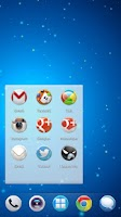 Screenshot of Bubbles - Icon Pack