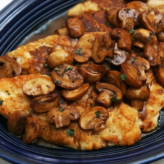 {Easy Anytime Dinner} Chicken Marsala