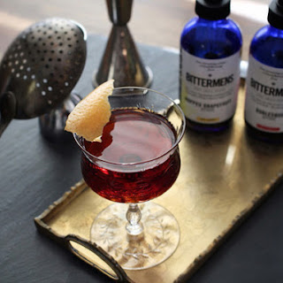 The New Hickory Cocktail