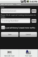 Screenshot of Packetracer Free