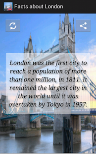 Facts About London - screenshot
