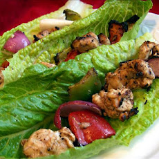 Shish Taouk (Chicken Kebab Recipe)