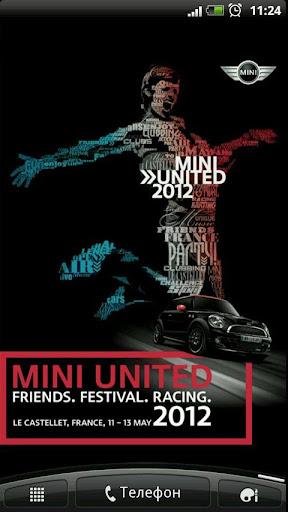 MINI United Live Wallpaper