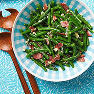 Green Beans With Blue Cheese And Bacon Recipes