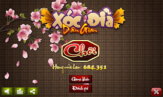 Screenshot of Game tết - Xóc đĩa