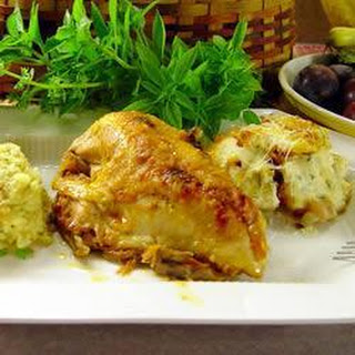 Succulent Chicken with Apricot Sauce