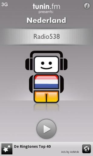 Nederland Radio by Tunin.FM
