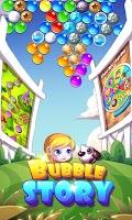 Screenshot of Bubble Story