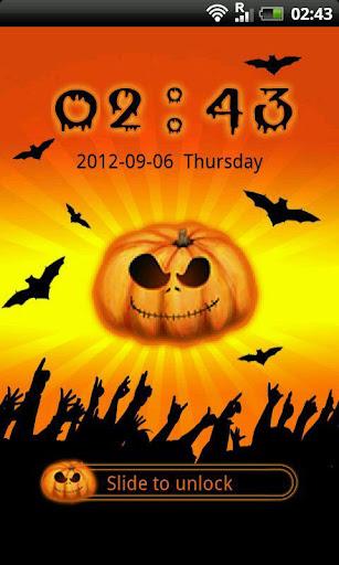 GO Locker Halloween Party