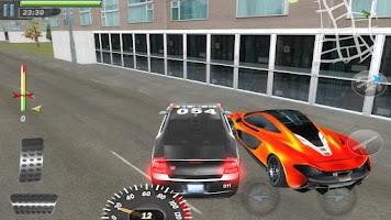 Screenshot of Mad Cop3 Police Car Race Drift