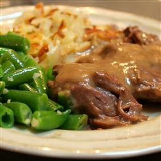 Awesome Slow Cooker Pot Roast