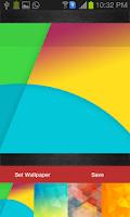 Screenshot of android Lollipop nexus 6 theme