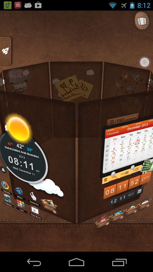 TSF Launcher 3D Shell Screenshot 4
