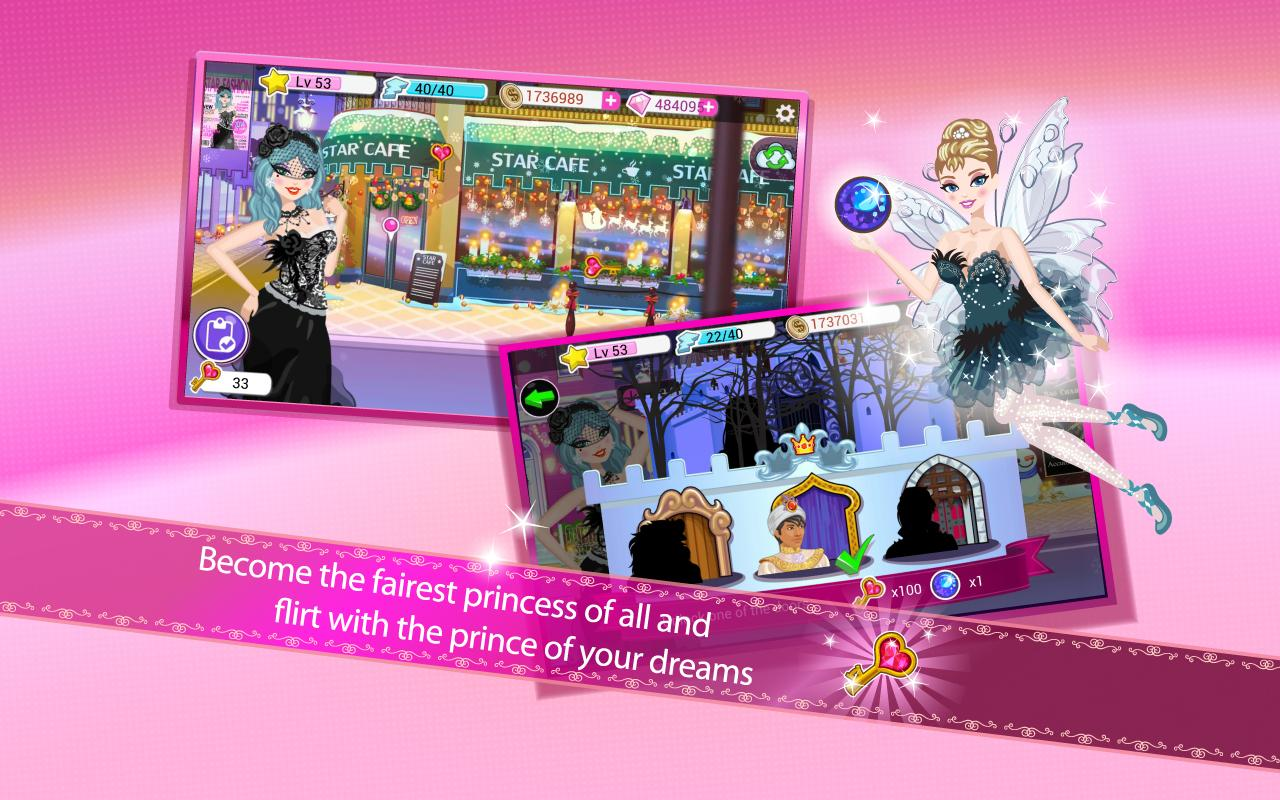Star Girl: Princess Gala Screenshot 5