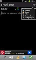 Screenshot of Translator Classic