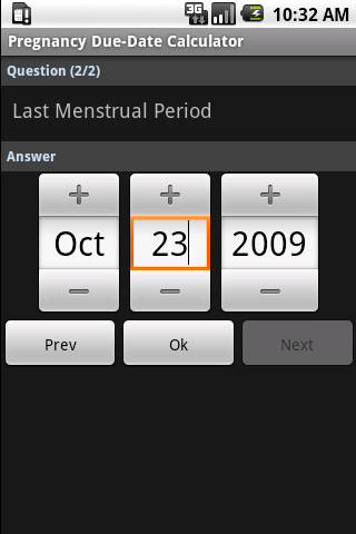 【免費健康App】Pregnancy Due Dates Calculator-APP點子