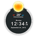 TSF Clock Widget APK for Bluestacks