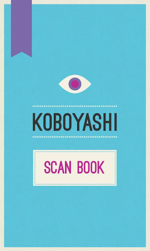 Scan Books and Read On Kobo