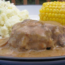 Dee's Salisbury Steak