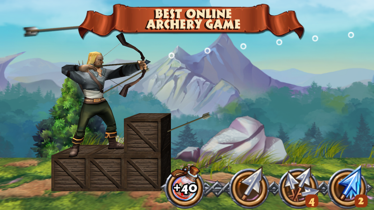 Robin Hood - Archery Games PVP Screenshot 0