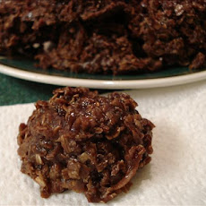 Fudgy Coconut Oatmeal Cookies