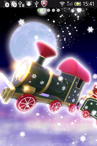 SL*Christmas ライブ壁紙