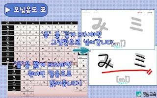 Screenshot of [장원] 일본어 단어카드 (D)