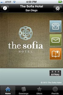 The Sofia Hotel - screenshot