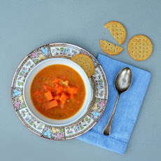 Fridge Vegetable Soup
