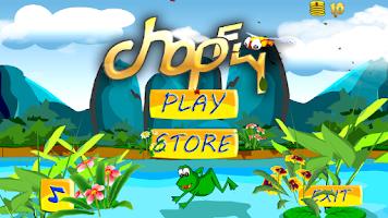 Screenshot of Chopfly