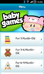 100+ Baby Games - screenshot